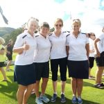 Otago Womens Masters Team Place 5th